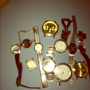 💵Variety of watch faces & parts